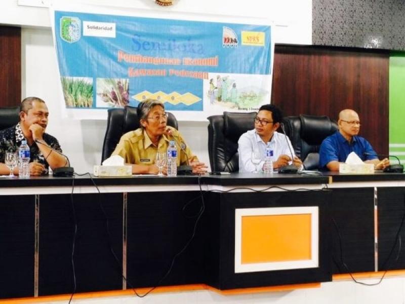 SPKS Inisiasi Platform Bersama Pemerintah Kabupaten Sintang