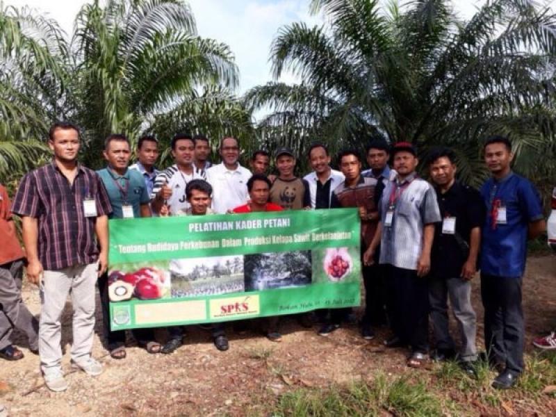 Training of Trainer (ToT) Bagi Kader Petani Kecamatan Tandun Kabupaten Rokan Hulu – Riau