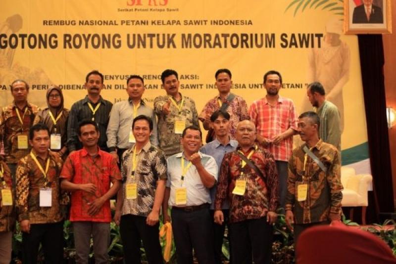 Rembug Nasional Serikat Petani Kelapa Sawit: Gotong Royong untuk Moratorium