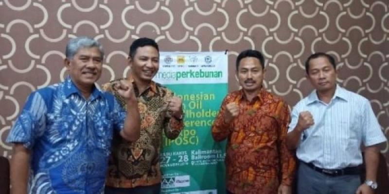 Ratusan Petani Seluruh Indonesia Hadiri Pertemuan IPOSC di Pontianak