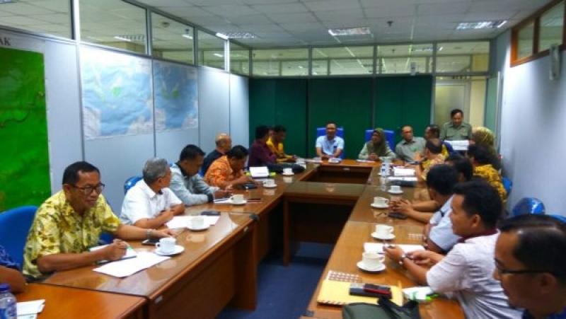 Mencari solusi, SPKS Menfasilitasi Dinas Perkebunan Berdialog dengan Direktorat Jenderal Perkebunan