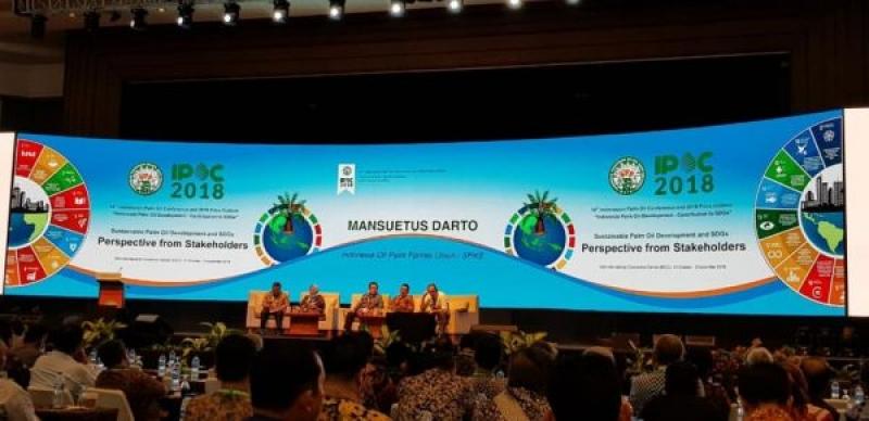 SPKS: 4 Kunci Sawit Bisa Capai Tujuan SDGs