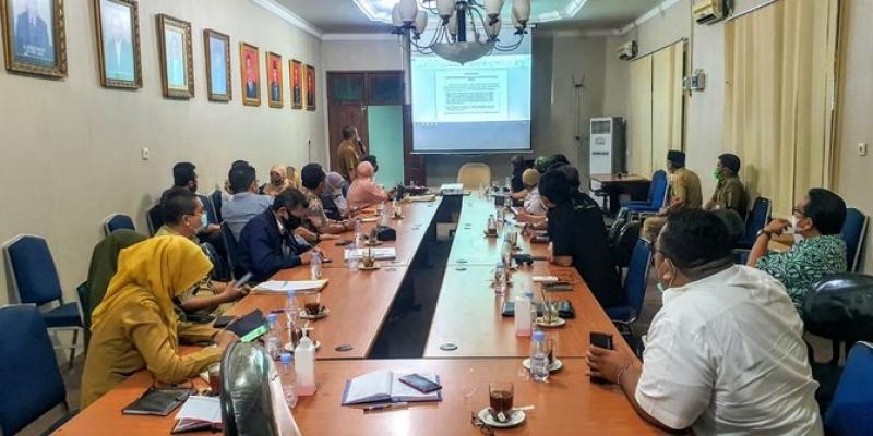 Datangi Dinas Perkebunan Riau, Petani Tanyakan Pungutan Sawit Hingga Rp2,9 Miliar