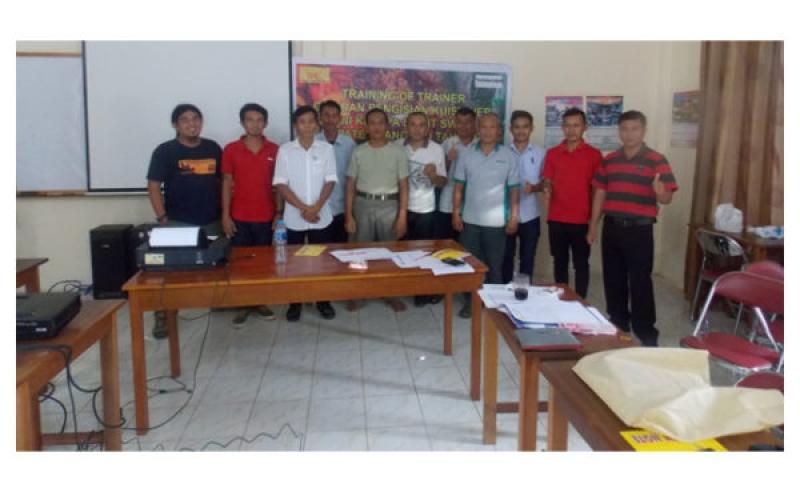 SPKS Lakukan Pemetaan Petani Sawit Swadaya di Sanggau